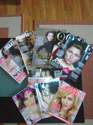 september magazines