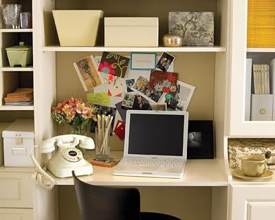 inspirational desks, home offices