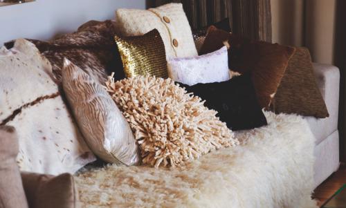 Interiors: winter romance