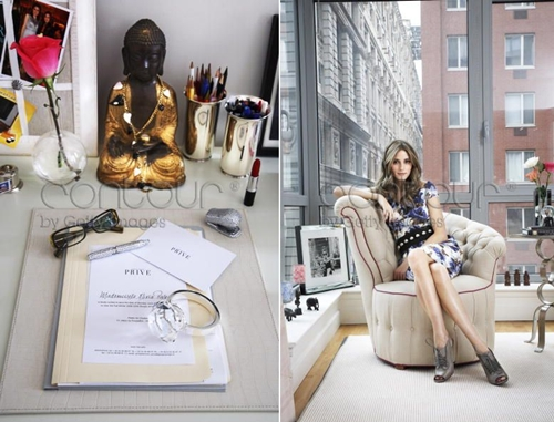 Olivia Palermo S Gorgeous Tribeca Apartment The Watermark Doesn T Diminish Beauty Of Photos