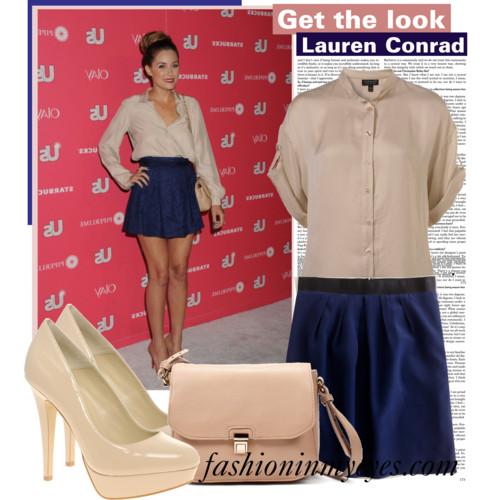 Get the look: Lauren Conrad