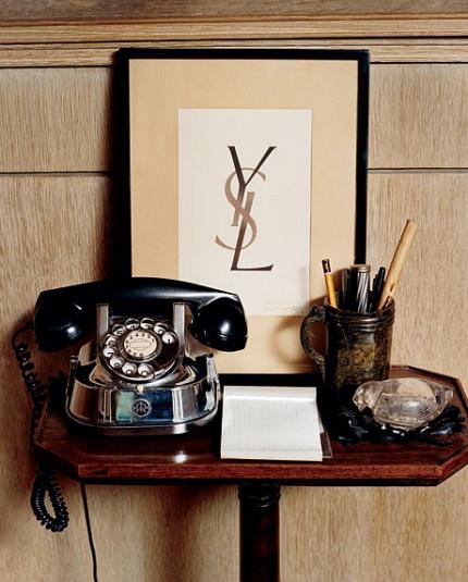 Interiors Yves Saint Laurent S Treasures Fashion In My Eyes