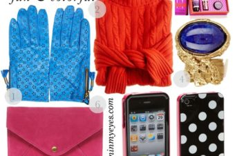 Gift guide: fun & colorful