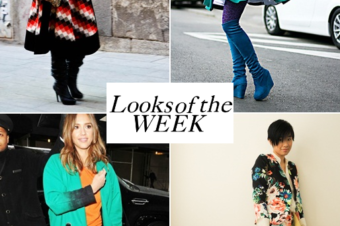 Looks of the week: prints