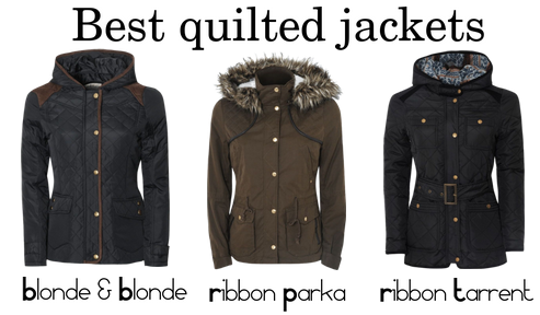 The Best Quilted Jackets for Autumn Style – Fashion in my eyes : best quilted jacket - Adamdwight.com