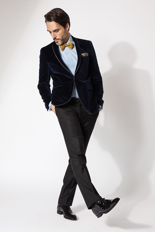 Men fashion: What to wear at the New Year's Eve party