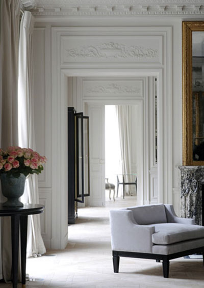 Interiors: Balmain Paris