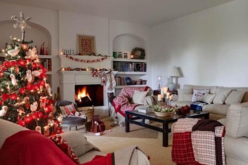 Interiors: Christmas