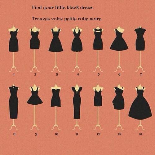 How To Wear A Little Black Dress Fashion In My Eyes