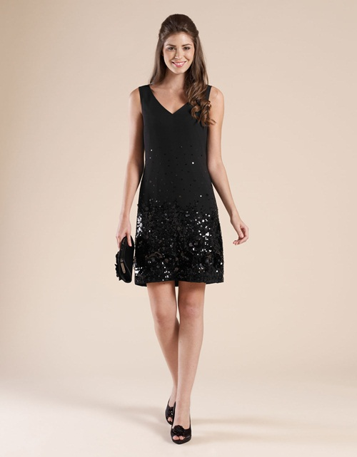 Sequins party dresses