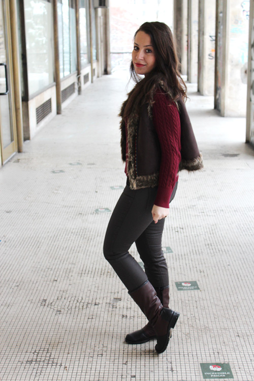 Outfit post: winter look