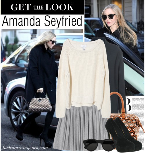 Get the look: Amanda Seyfried