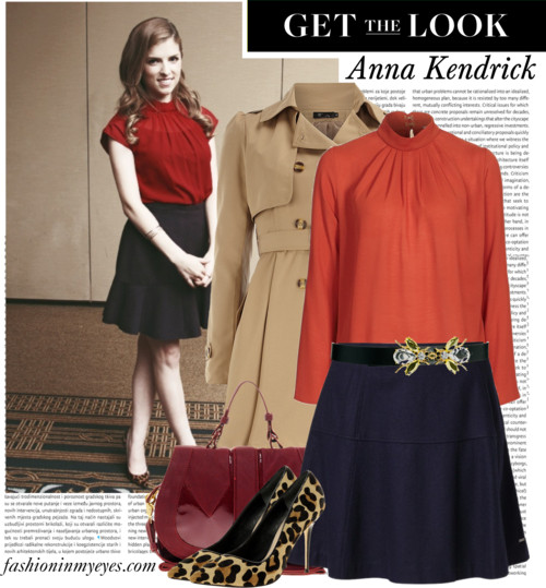 Get the look: Anna Kendrick