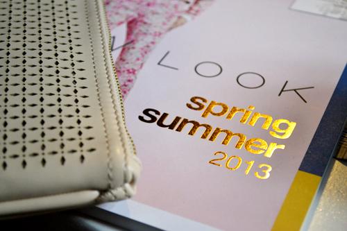 New Look spring summer 2013 event + lookbook