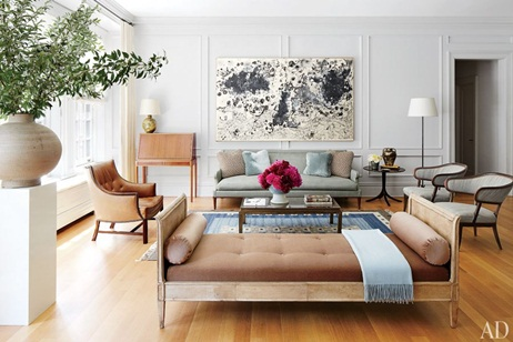 Interiors: Nina Garcia's Manhattan apartment