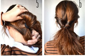 How to: easy retro hairstyle