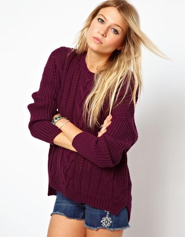 Three fab Asos knits