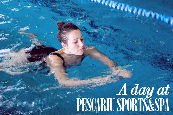 A day at Pescariu Sports&Spa