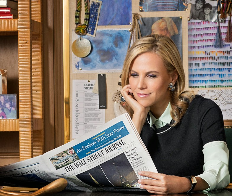 Make Time with Tory Burch & The Wall Street Journal