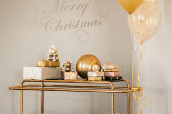 Magical Christmas deco for  DIY enthusiasts