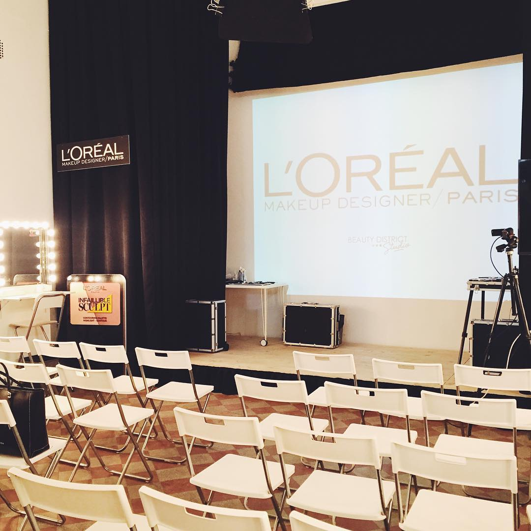 L'Oreal Trends Workshop + 5 Tips
