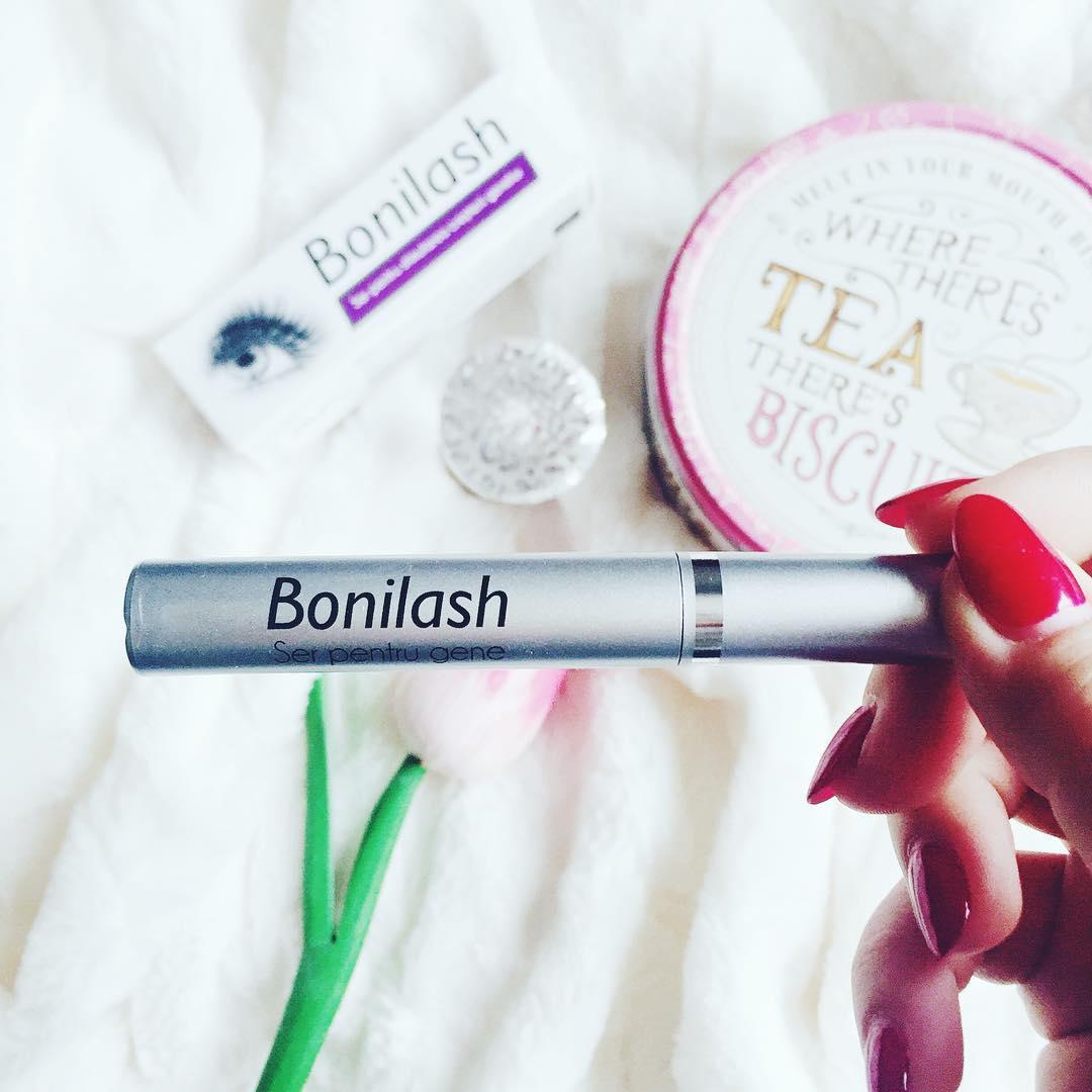 Great eyelashes? Try Bonilash!