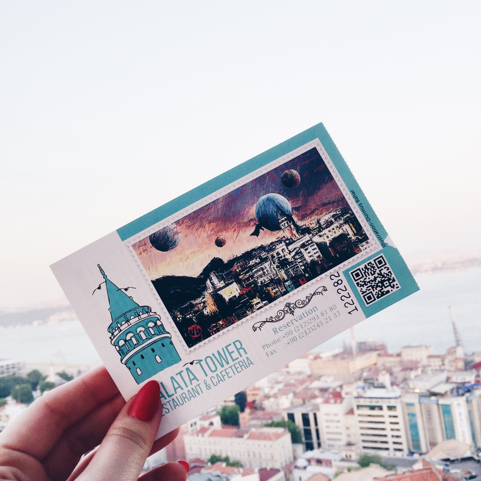 4 days in Istanbul