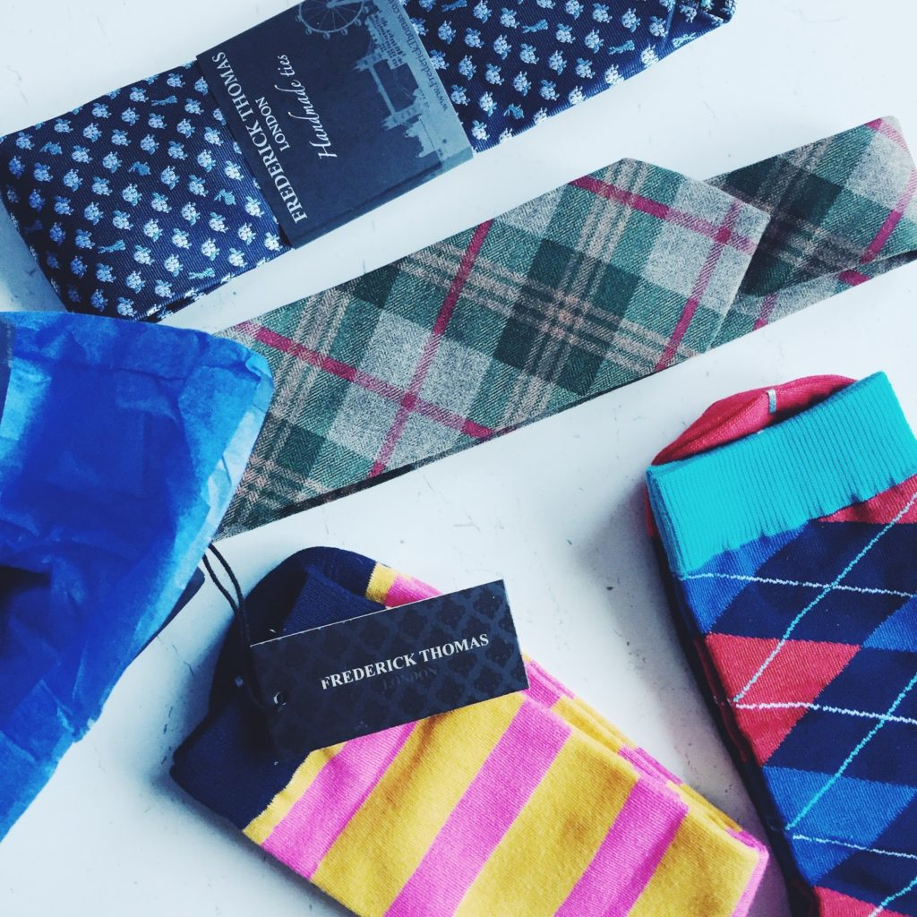 Cool stuff for men from frederick thomas fashion in my eyes for What kind of presents do guys like