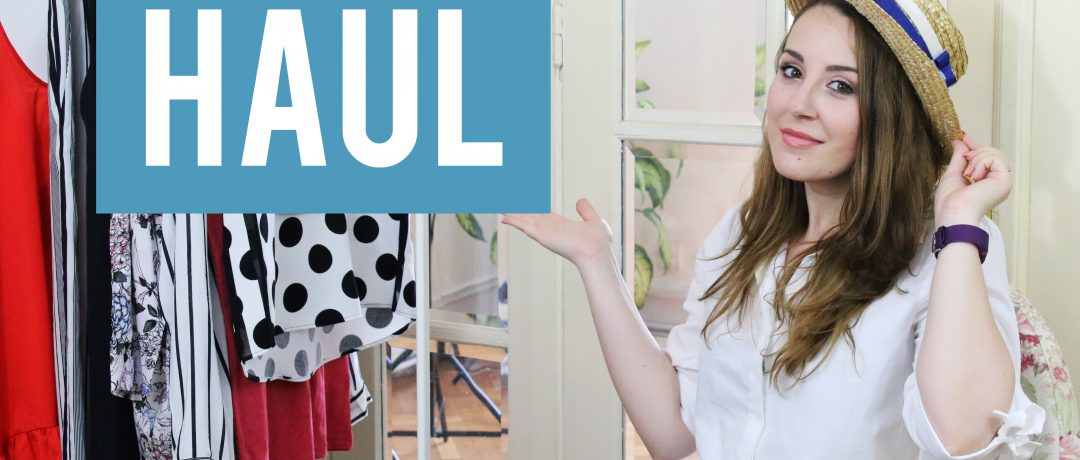 HAUL | Zara, Mango, H&M, Asos :)