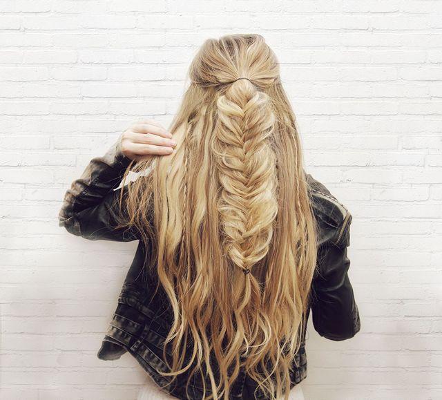 7 dreamy fishtail braids for fall
