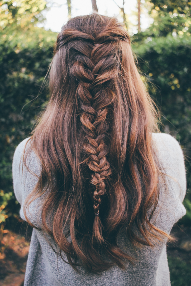 7 dreamy fishtail braids for fall