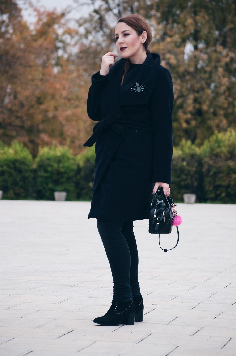 Dark outfit de toamna tarzie