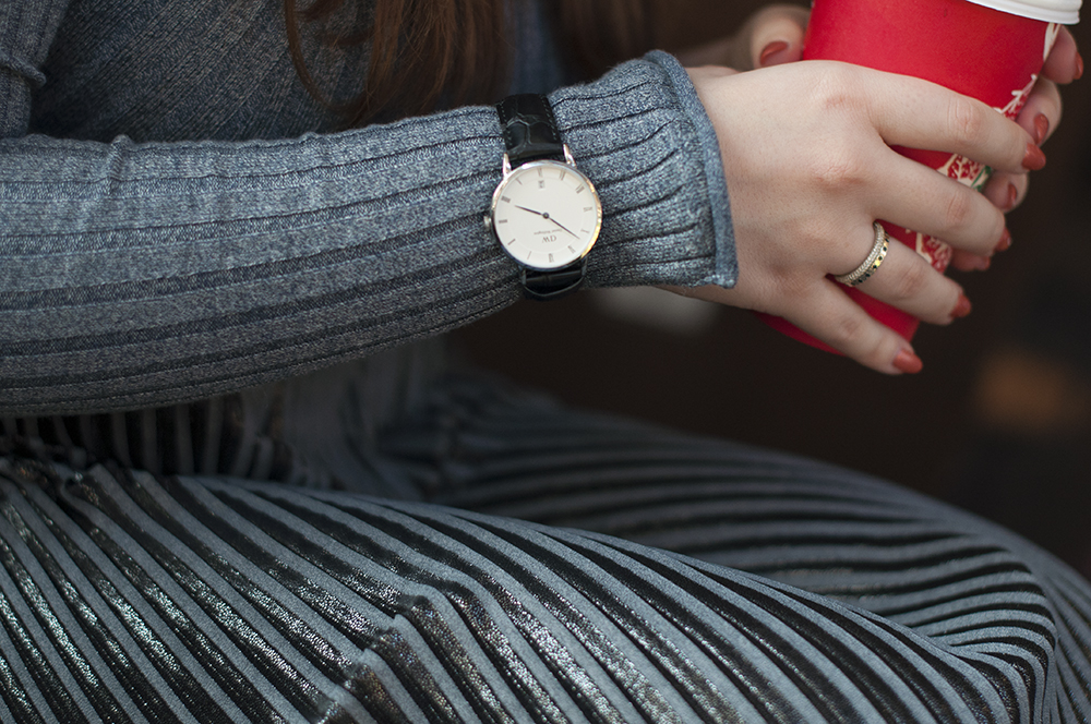Gift idea: Daniel Wellington watches + a discount code