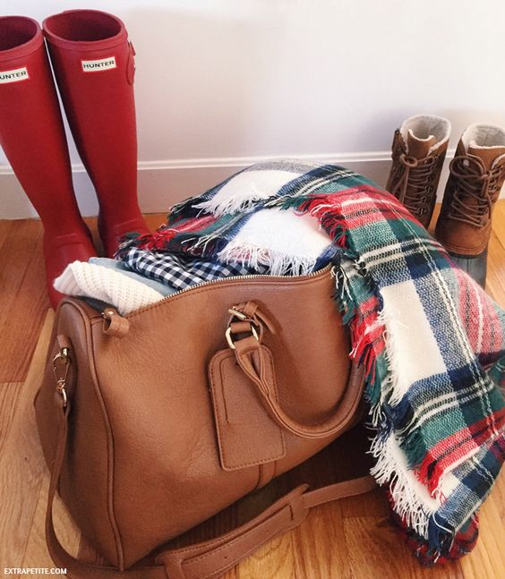 Light Packing Tips for Winter Travelers