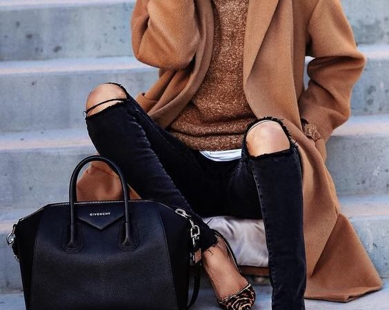 11 Camel coats outfits to make you wish for spring
