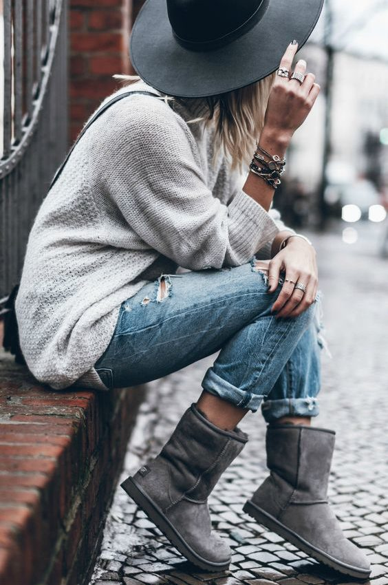 7 easy and stylish winter outfits