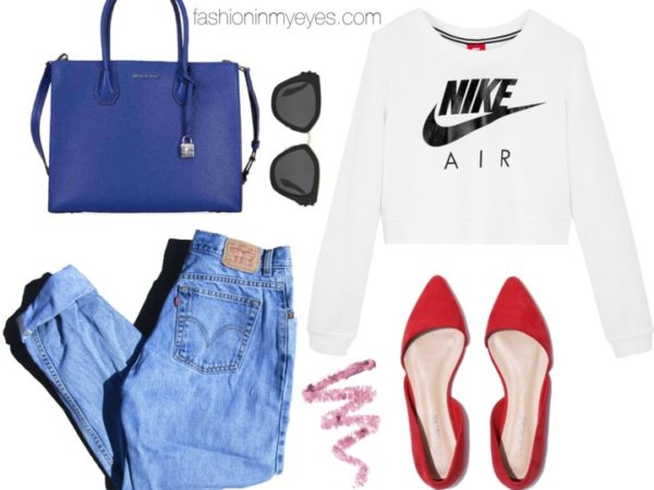 easy cool easy spring outfit