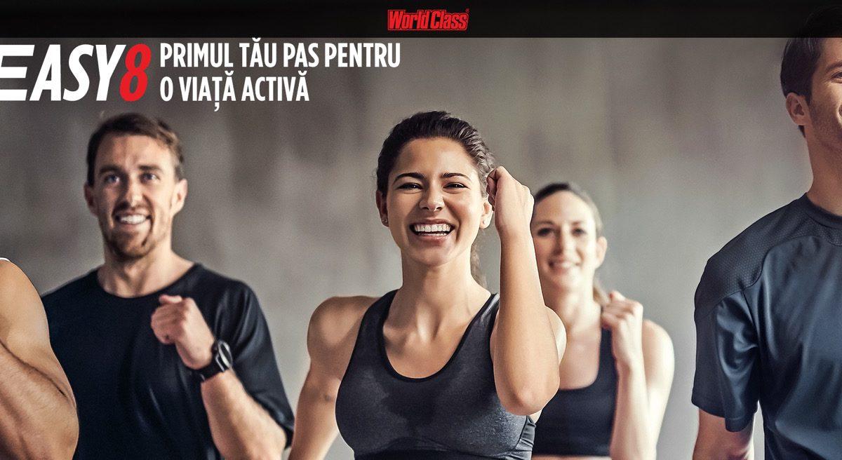Get fit cu Easy8