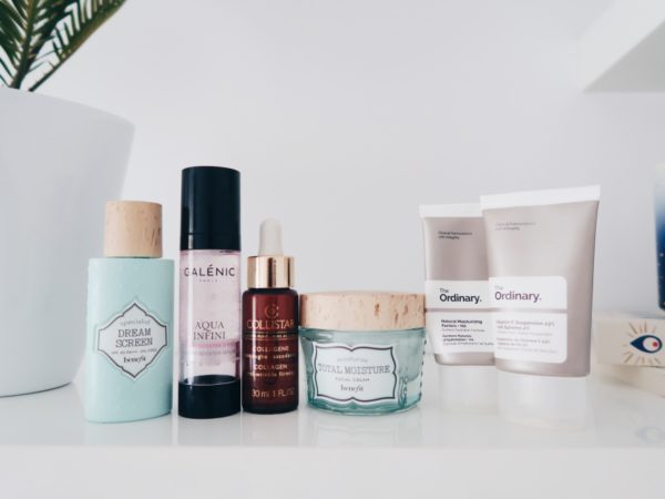 skincare routine fall 2017