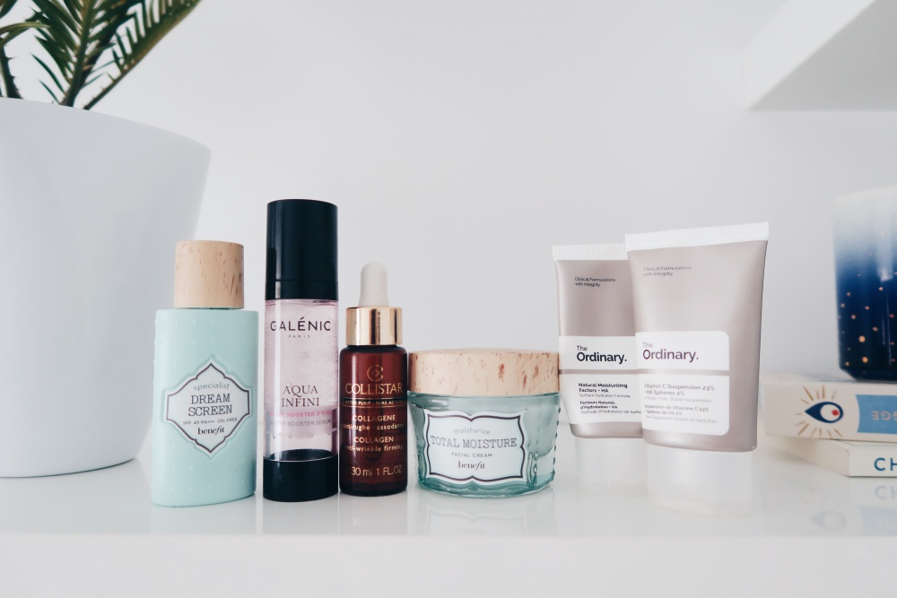 Morning skincare routine   Fall 2017
