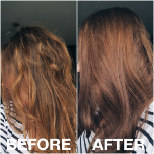 Back To Fall Hair With L Oreal Casting Creme Gloss